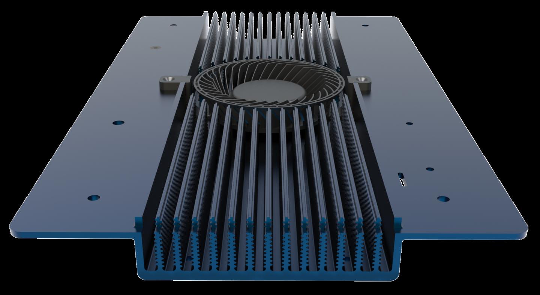 ECOTECH RADION XR15 G5 PRO disipador de calor de luz de acuario